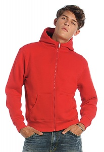 Sweater Hooded Zip BC Monster Men